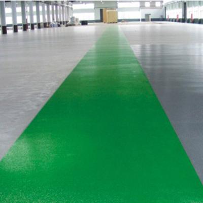 地坪涂料的种类及广泛应用