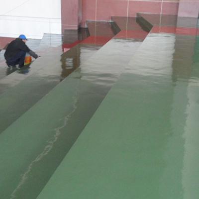聚氨酯涂料地坪