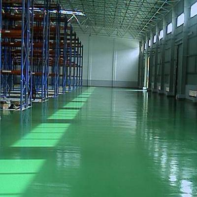 环氧树脂水性地坪