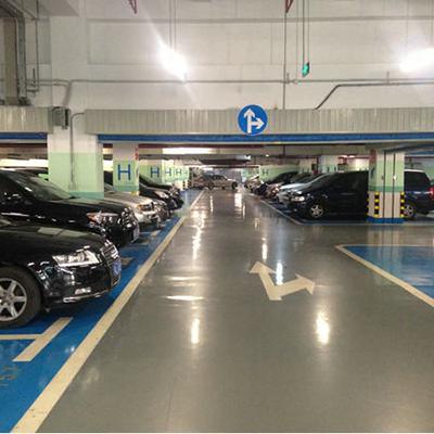 环氧树脂停车场地坪