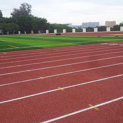 永康PU球场跑道