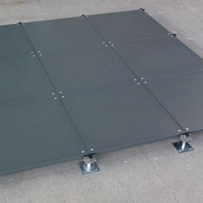 永康OA智能架空线槽地板