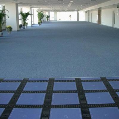平铺轻型塑胶网络地板