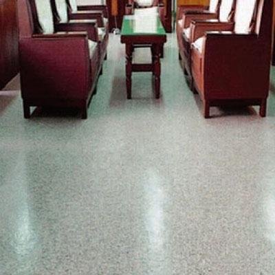环氧树脂彩砂地坪