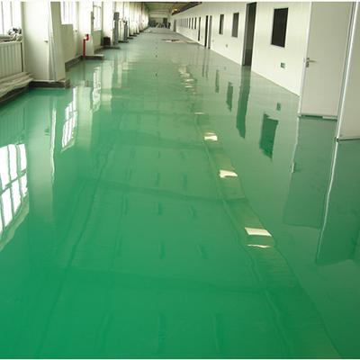 环氧树脂砂浆自流平地坪