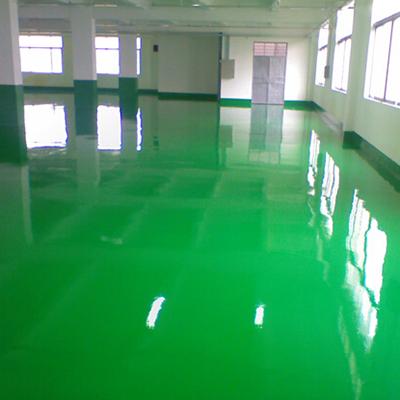 杭州环氧树脂自流平地坪